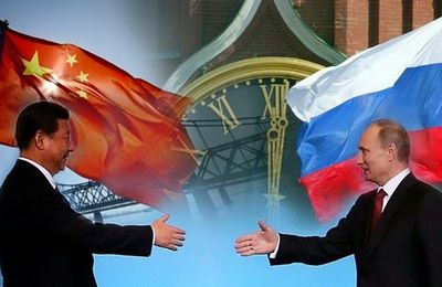 Russie et Chine, un couple solide face à la contre-attaque de l'empire (InvestigAction)