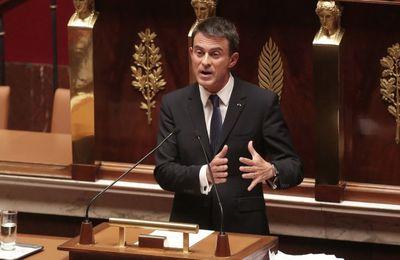Loi travail: Valls va recourir au 49-3 dans l'après-midi (AFP)