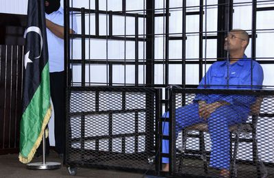Une source militaire confie à Reuters que Saïf Al-Islam Kadhafi est toujours en prison (Russia Today)