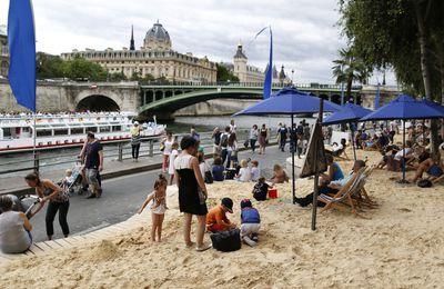 Paris plages : appel au boycott pour la participation de Lafarge, accusé de financer Daesh (Russia Today)