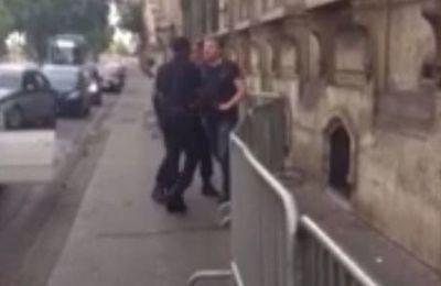[Video] Paris : ivre, le policier d'élite dérape (Le Parisien)