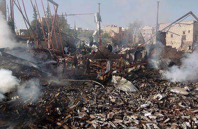 Yémen: un raid aérien de la coalition saoudienne contre un hôpital tue au moins onze personnes (WSWS)