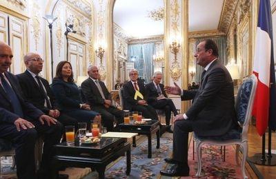 La Françafrique ressuscitée d'Hollande l'Africain (Le Monde)