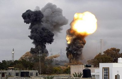 Les Etats-Unis ont lancé plus de 60 attaques aériennes dans 6 pays durant le dernier week-end