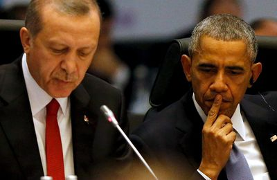 US-Turkey Lurch to World War in Syria (SCF)