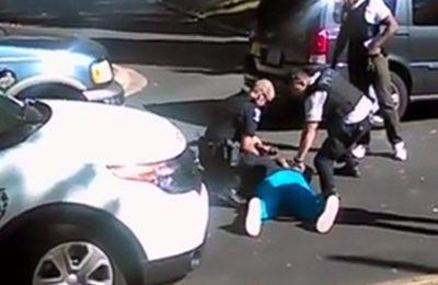 Voici la vidéo embarquée de la police lors de l'interpellation et de l'homicide de Keith Scott (Vidéos)