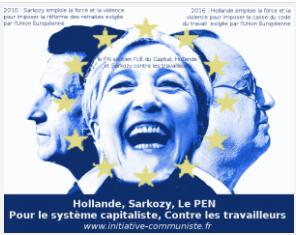 La France est en danger d'implosion réactionnaire et/ou de fascisation accélérée ! (Initiative-communiste.fr)