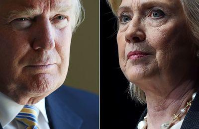[Vidéo] Dans la tourmente, Trump attaque Clinton sur son mari et menace de l'envoyer en prison (AFP)
