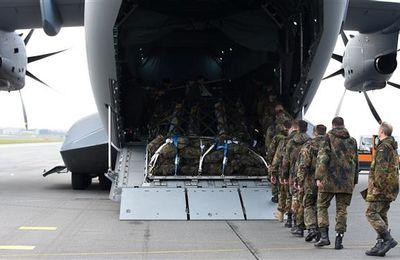 Angela Merkel au Niger : l'Allemagne va installer un centre militaire logistique à Niamey (Agence Ecofin)