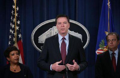 Le directeur du FBI rouvre l'affaire Hillary Clinton (PCR)
