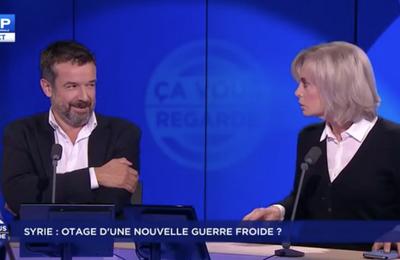 Régis Le Sommier face à Élisabeth Guigou : des vérités dérangeantes pour l'État français (Maximechaix.info)
