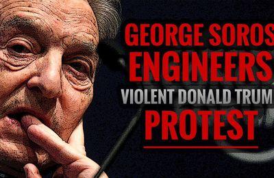 WikiLeaks : une organisation financée par George Soros appelle à manifester contre Donald Trump (Russia Today)