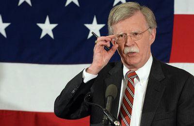 La menace John Bolton pour la politique de Trump au Moyen-Orient (MEE)