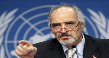 Bachar al-Jaafari : Quand le terroriste devient le défenseur des droits de l'homme, il devient possible que l'EIIL préside les opérations de maintien de la paix de l'ONU... (Vidéos un.org/watch )