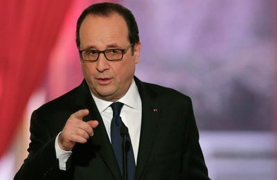 France: François Hollande reste président (Press TV)