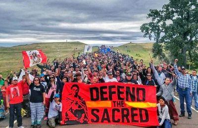 L'eau, un problème concernant les droits de l'homme à Standing Rock (Truthout)