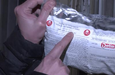 Ecole minée et armes chimiques : une journaliste de RT explore un quartier libéré (Vidéo)