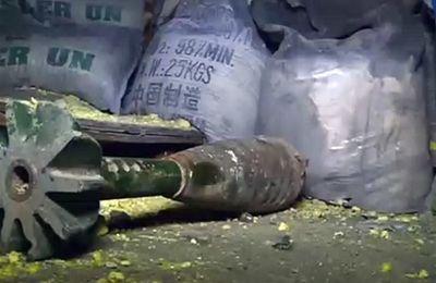 La Syrie présente les preuves de l'attaque au gaz moutarde des civils par les rebelles (Vidéo)