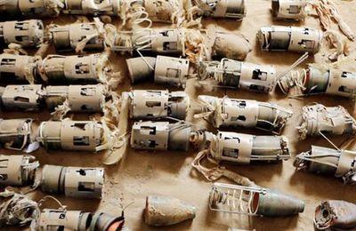 Yemen. Selon HRW, l'Arabie saoudite a utilisé des bombes à fragmentation de fabrication brésilienne dans le voisinage de deux écoles à Saada