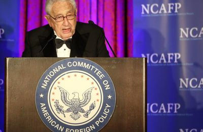 Kissinger conseille à Trump d'accepter la Crimée comme Russe (UA Today)