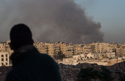 Interview de Nabil Antaki, médecin syrien, vivant à Alep (Kaïrospresse.be)