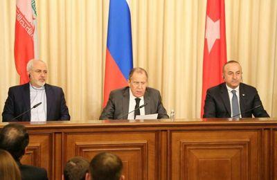 La Russie, l'Iran et la Turquie sont-ils sur le point de découper la Syrie ? (Oriental Review)