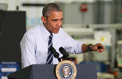 [Vidéo] Barack Obama, le marketing, & l'Empire (John Pilger)