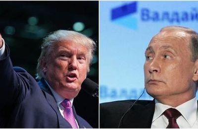 L'équipe Trump dément un projet de rencontre avec Poutine en Islande (AFP)
