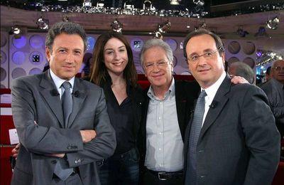 Pendant la Primaire socialiste, le chef de guerre va voir Drucker tandis qu'un de ses très proches déclare qu'il choisira Macron