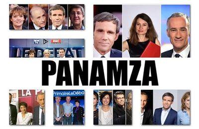 INTERDIT AUX NOIRS ET AUX MUSULMANS : LE JOURNALISME POLITIQUE EN PRIME TIME. (Panamza)