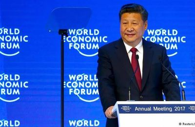 A Davos, le president chinois Xi Jinping met en garde contre une guerre commerciale (WSWS)