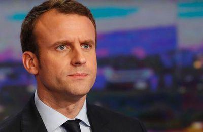 Jamais élu, Macron évoque pourtant «sa» circonscription en direct à la télé (Le Figaro)