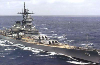L'envoi par le régime de Trump d'un navire de guerre au large des côtes du Yémen augmente les tensions avec l'Iran (Reuters)