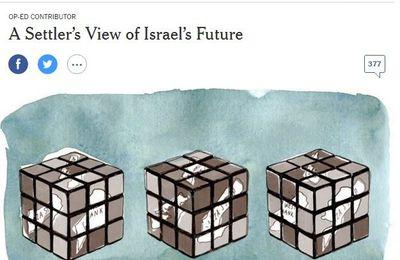 La tribune libre du New York Times promeut ouvertement un régime d'apartheid en Israël (American Herald Tribune)