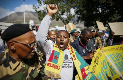 """Les """"vies noires"""" ne comptent pas dans l'Afrique du sud xénophobe (Washington Post)"""