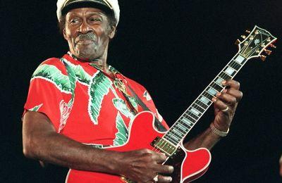 [Vidéos] Chuck Berry, père fondateur du rock est mort. Hommage (AFP)
