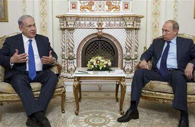 Poutine à Netanyahu: la liberté d'action israélienne en Syrie est terminée (Haaretz)