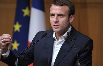 Présidentielle : Emmanuel Macron, pas de bien immobilier et des comptes en pagaille (Le Parisien)