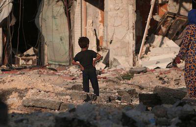 La frappe aérienne à Mossoul-Ouest aurait fait 61 tués (Reuters)