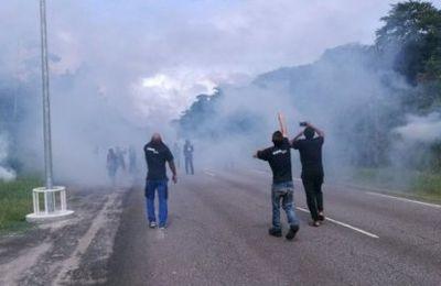 La grève générale est déclarée en Guyane française (WSWS)
