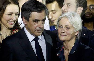 Soupçons d'emplois fictifs : Pénélope Fillon mise en examen (Le Parisien)