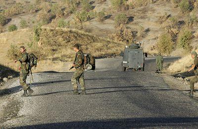 La Turquie annonce la fin de son opération militaire dans le nord de la Syrie (AFP)