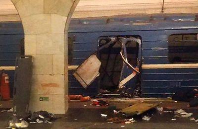 """Métro de Saint-Pétersbourg : enquête ouverte pour """"acte terroriste"""" (Reuters)"""