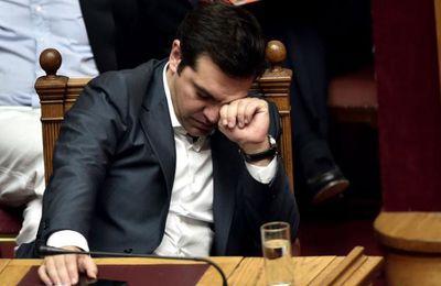 Le gouvernement grec Syriza et l'Union européenne finalisent d'autres mesures brutales d'austérité (WSWS)