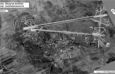 L'attaque aérienne de Trump en Syrie a fait 9 morts dont 4 enfants selon l'agence syrienne SANA (Newsweek)