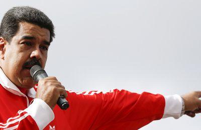 """Maduro accuse les Etats-Unis de chercher à """"faire éclater"""" le Venezuela (AFP)"""