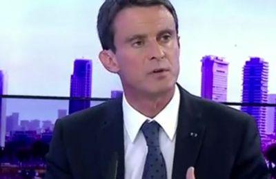 Matignon a dépensé des milliers d'euros pour des sondages sur l'image de Valls (L'Express)