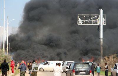 24 heures plus tard, la France condamne l'attentat de Rachidine qui a tué plus de 112 personnes samedi après-midi en Syrie