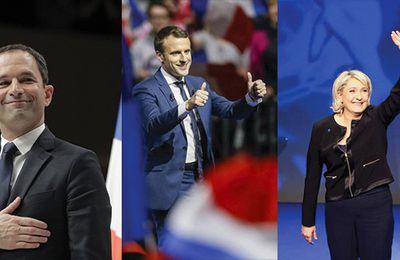Présidentielle : crise de nerfs nationale (Le Monde)