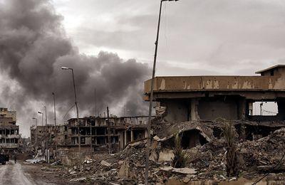 Des soldats australiens pris dans une attaque chimique de l'EI à Mossoul (ABC News)